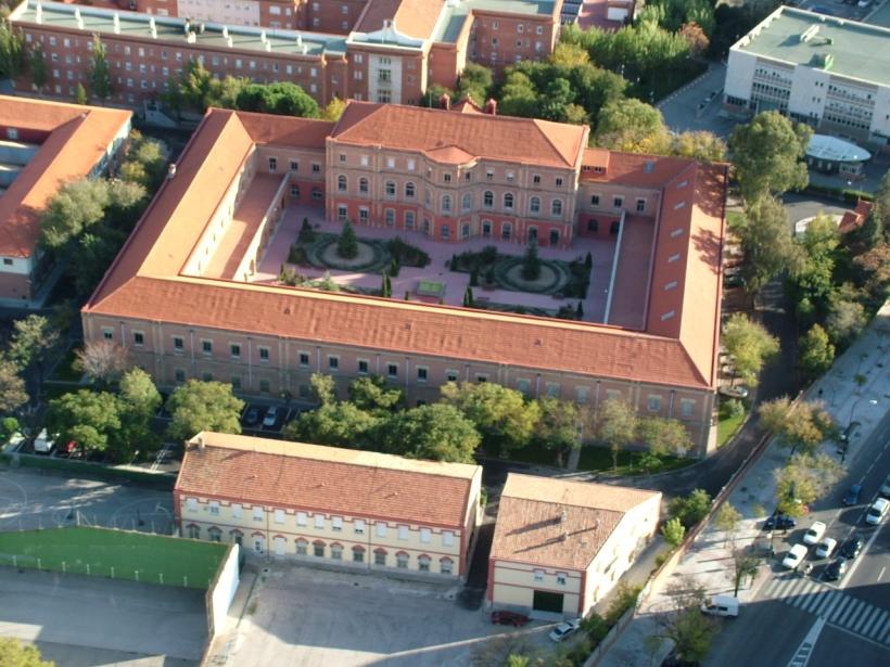 Residencias de la Guardia Civil.