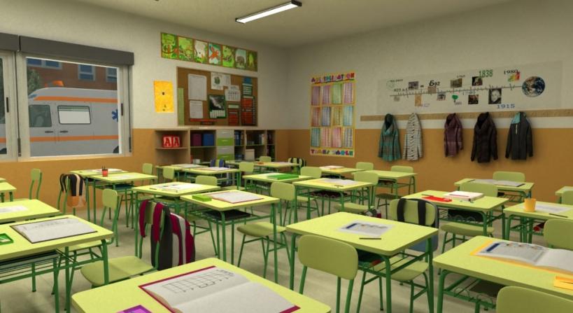 Las ayudas escolares son de las más demandadas por los guardias civiles.