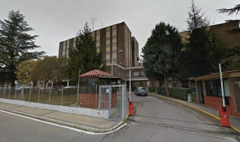 Comandancia de la Guardia Civil de Valladolid, en cuyo salón de actos tendrá lugar la asamblea de AUGC.