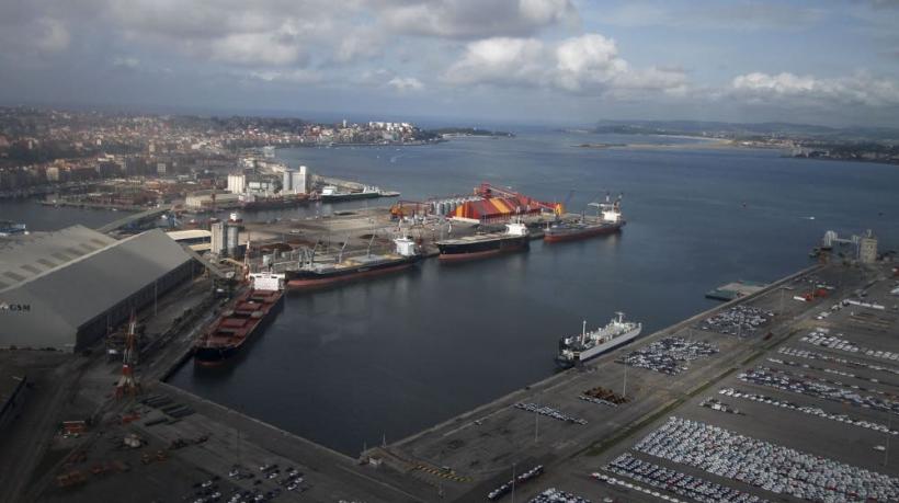 Puerto de Santander.