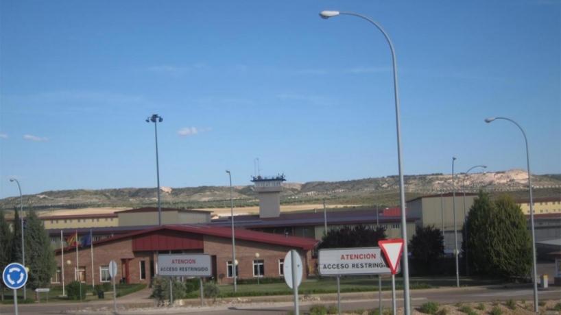 Centro  penitenciario de Ocaña, en Toledo.