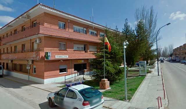 El cuartel de la Guardia Civil en Tarancón ha perdido nada menos que siete efectivos este año.