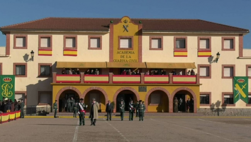 Academia de la Guardia Civil de Baeza.
